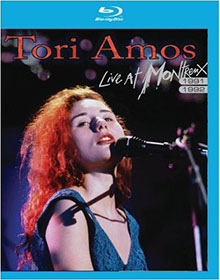 TORI AMOS - Live At Montreux 1991/1992 (blu-ray)