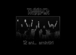 TROOPER - 12 ANI....AMINTIRI (cd)