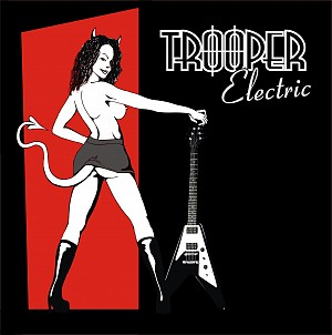 TROOPER - ELECTRIC (cd)