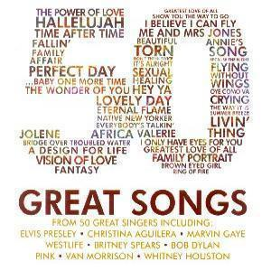 VARIOUS ARTISTS - 50 Great Songs (3cd)