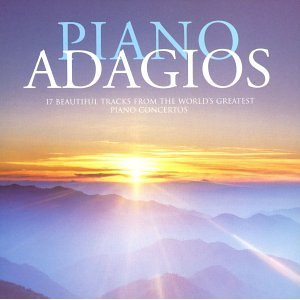 VARIOUS COMPOSERS - PIANO ADAGIOS (CD)