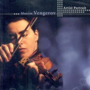 VENGEROV MAXIM - ARTIST PORTRAITS (cd)