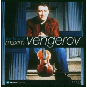 VENGEROV MAXIM - COMPLETE RECORDINGS - THE BEST OF (11CD)
