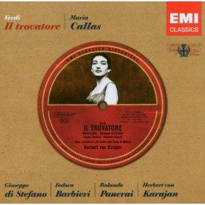 VERDI GIUSEPPE - IL TROVATORE (CALLAS/ DI STEFANO/KARAJAN) (2CD)