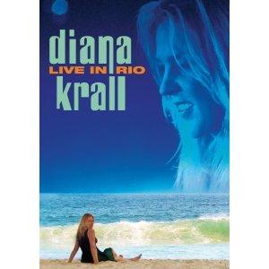 DIANA KRALL - Live In Rio (dvd NTSC 0)
