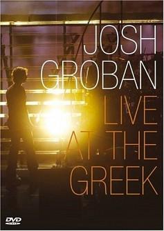 JOSH GROBAN - Live At The Greek (dvd+cd)