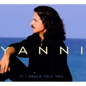 YANNI - IF I COULD TELL YOU (CD)
