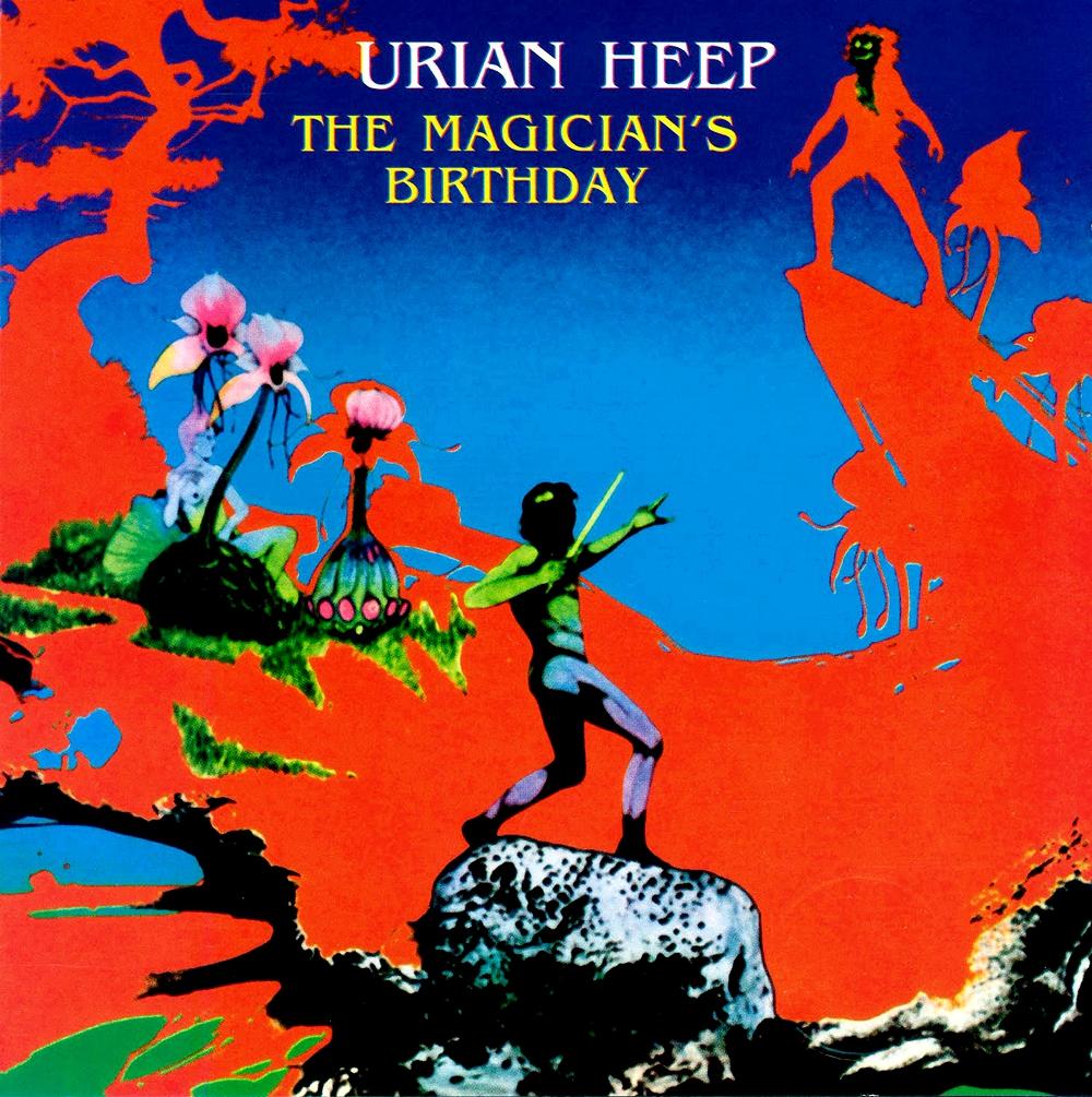 Uriah Heep - The Magician's Birthday remastered (cd ...