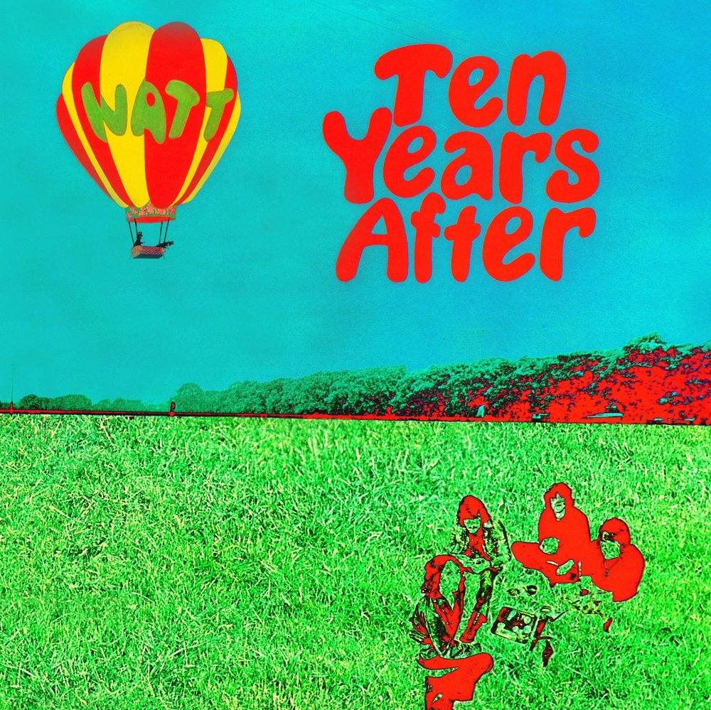 Ten Years After Watt 180g Audiphile Lp Vinyl 127