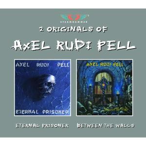 Axel Rudi Pell Eternal Prisoner Between The Wall Cd